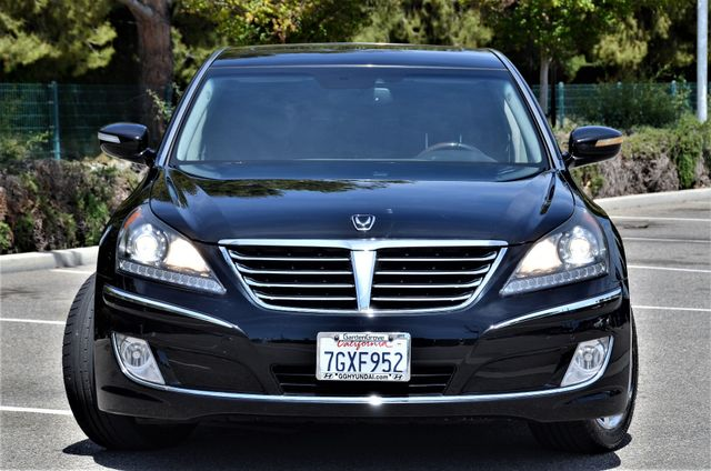 2012 Hyundai Equus Signature Reseda, CA 18