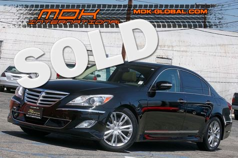 2012 Hyundai Genesis 5.0L - 429HP 5.0L V8 - Navigation in Los Angeles