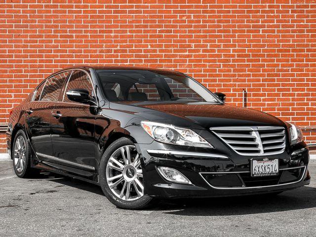 2012 Hyundai Genesis 4.6L Burbank, CA 1