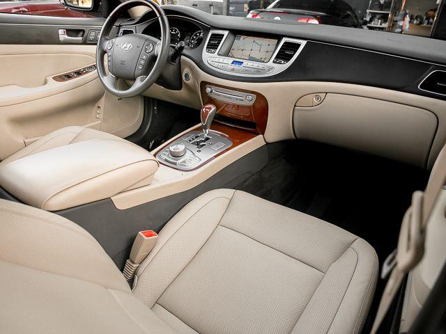 2012 Hyundai Genesis 4.6L Burbank, CA 12
