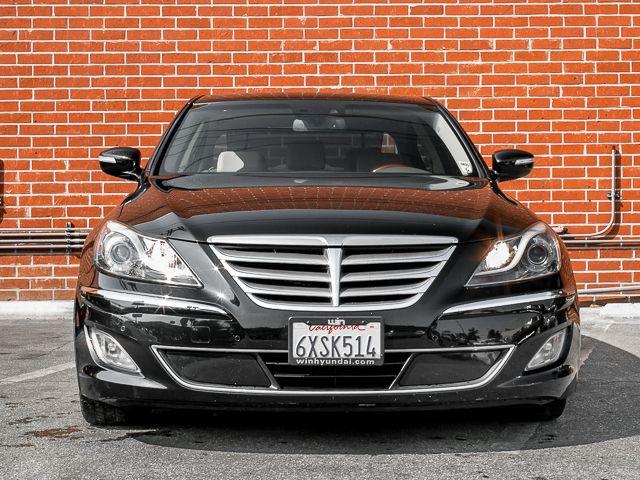 2012 Hyundai Genesis 4.6L Burbank, CA 2