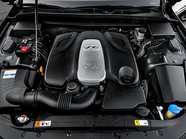 2012 Hyundai Genesis 4.6L Burbank, CA 22
