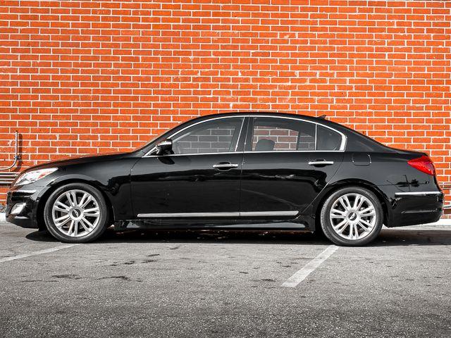 2012 Hyundai Genesis 4.6L Burbank, CA 4