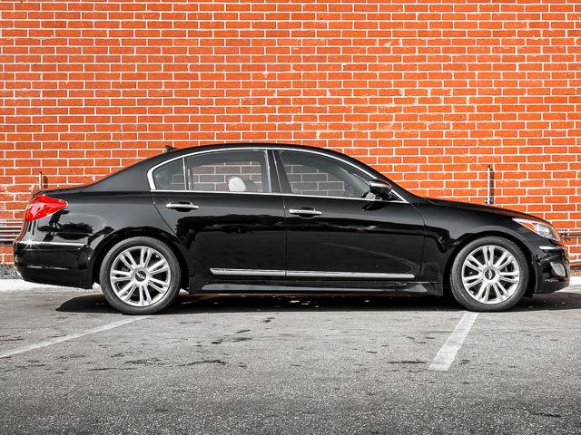 2012 Hyundai Genesis 4.6L Burbank, CA 5