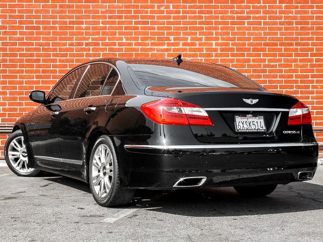 2012 Hyundai Genesis 4.6L Burbank, CA 6