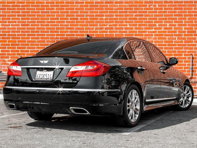 2012 Hyundai Genesis 4.6L Burbank, CA 7