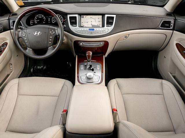 2012 Hyundai Genesis 4.6L Burbank, CA 8