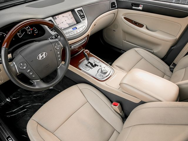 2012 Hyundai Genesis 4.6L Burbank, CA 9