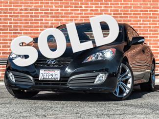 2012 Hyundai Genesis Coupe 3.8 Track Burbank, CA