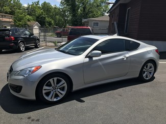 2012 Hyundai Genesis Coupe 2.0T Knoxville , Tennessee 8