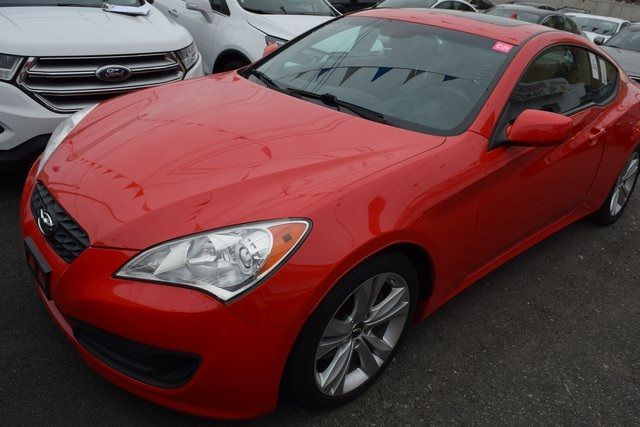 2012 Hyundai Genesis Coupe 2.0T Premium Richmond Hill, New York 2