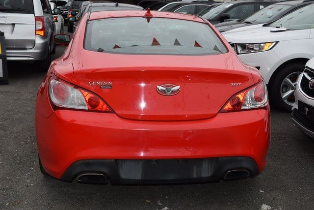 2012 Hyundai Genesis Coupe 2.0T Premium Richmond Hill, New York 4