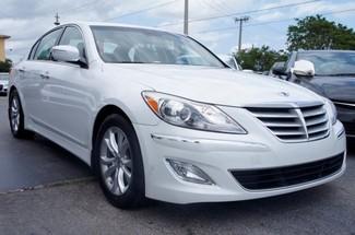 2012 Hyundai Genesis 3.8L Hialeah, Florida 2