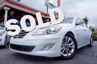 2012 Hyundai Genesis 3.8L Hialeah, Florida