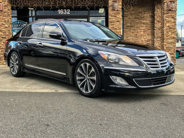 2012 Hyundai Genesis 50L R-Spec The CARFAX Buy Back Guarantee that comes with this vehicle means