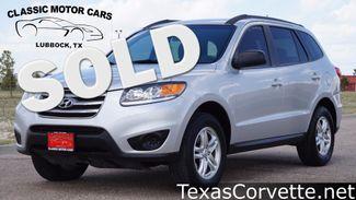 2012 Hyundai Santa Fe GLS | Lubbock, Texas | Classic Motor Cars in Lubbock, TX Texas