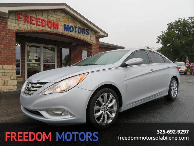 2012 Hyundai Sonata 2.0T SE | Abilene, Texas | Freedom Motors  in Abilene Texas