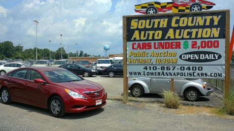 2012 Hyundai Sonata GLS in Harwood, MD