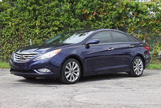 2012 Hyundai Sonata 2.4L SE Hollywood, Florida 25