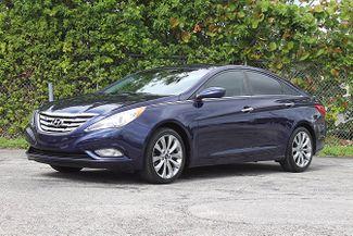 2012 Hyundai Sonata 2.4L SE Hollywood, Florida 44