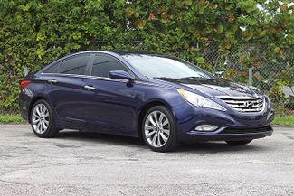 2012 Hyundai Sonata 2.4L SE Hollywood, Florida 43