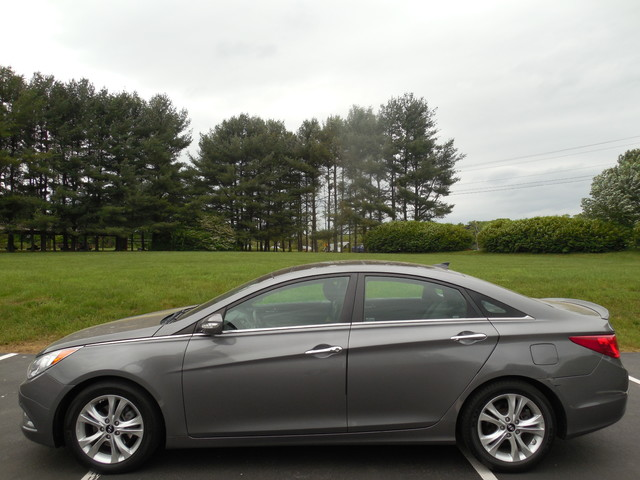 2012 Hyundai Sonata 2.4L Limited Leesburg, Virginia 4
