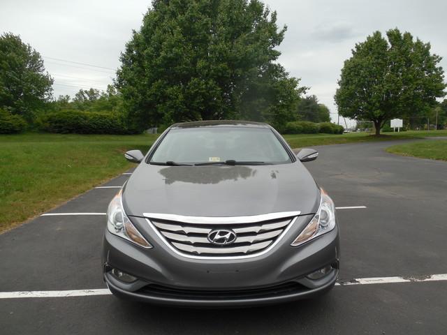 2012 Hyundai Sonata 2.4L Limited Leesburg, Virginia 5