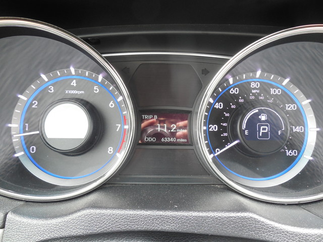 2012 Hyundai Sonata 2.4L Limited Leesburg, Virginia 16