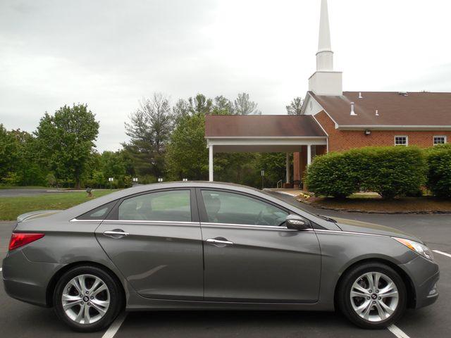 2012 Hyundai Sonata 2.4L Limited Leesburg, Virginia 3