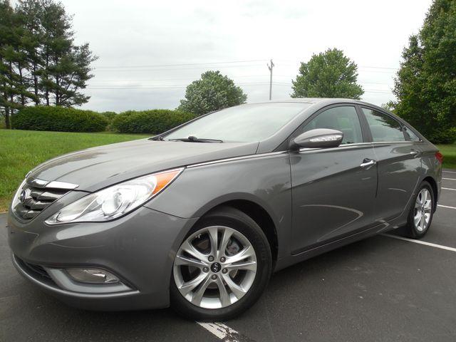 2012 Hyundai Sonata 2.4L Limited Leesburg, Virginia 1