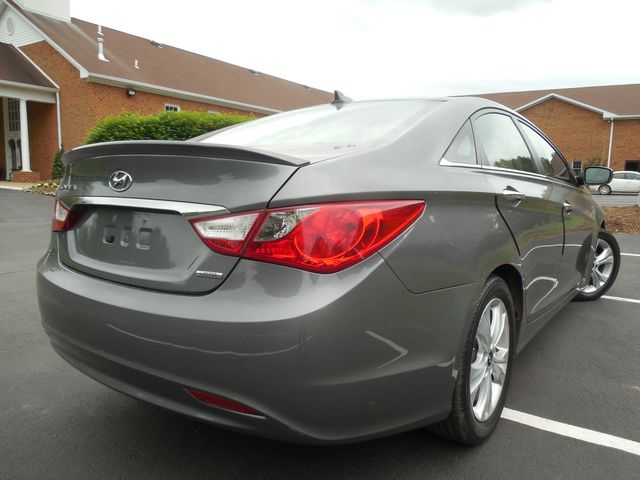 2012 Hyundai Sonata 2.4L Limited Leesburg, Virginia 2