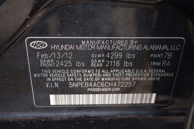 2012 Hyundai Sonata GLS PZEV Richmond Hill, New York 31