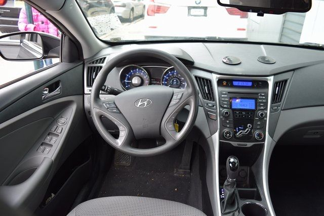 2012 Hyundai Sonata GLS PZEV Richmond Hill, New York 8
