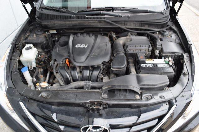 2012 Hyundai Sonata GLS PZEV Richmond Hill, New York 4