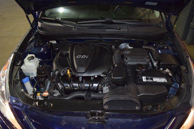 2012 Hyundai Sonata GLS PZEV Richmond Hill, New York 5