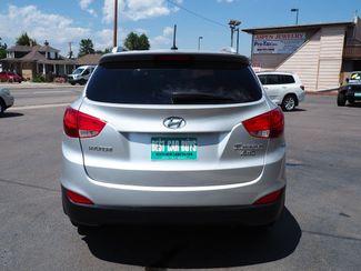 2012 Hyundai Tucson Limited Englewood, CO 3