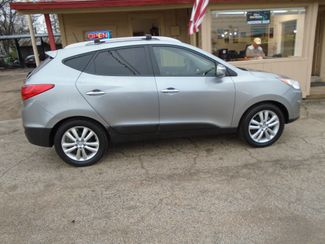 2012 Hyundai Tucson Limited | Forth Worth, TX | Cornelius Motor Sales in Forth Worth TX