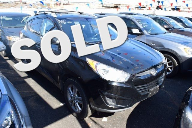 2012 Hyundai Tucson GLS PZEV Richmond Hill, New York 0