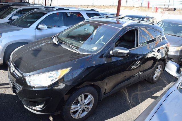 2012 Hyundai Tucson GLS PZEV Richmond Hill, New York 1