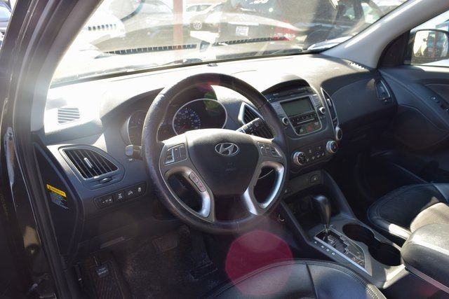 2012 Hyundai Tucson GLS PZEV Richmond Hill, New York 19