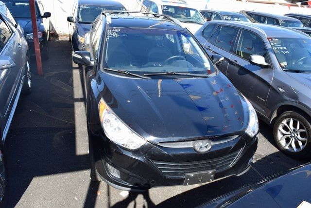 2012 Hyundai Tucson GLS PZEV Richmond Hill, New York 2
