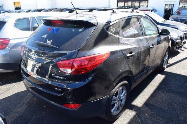 2012 Hyundai Tucson GLS PZEV Richmond Hill, New York 6