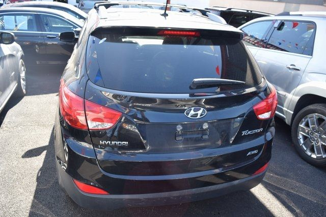 2012 Hyundai Tucson GLS PZEV Richmond Hill, New York 8