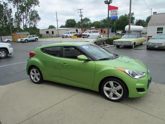 2012 Hyundai VELOSTER BASE Fremont, Ohio 2
