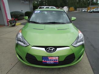 2012 Hyundai VELOSTER BASE Fremont, Ohio 3