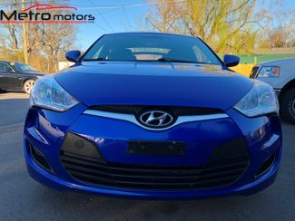 2012 Hyundai Veloster w/Black Int Knoxville , Tennessee 3