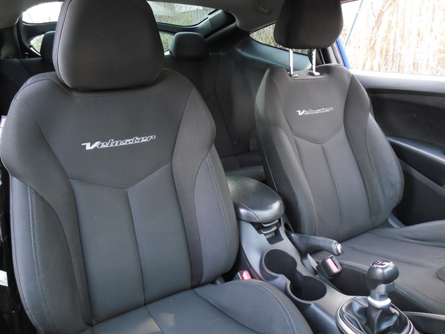 2012 Hyundai Veloster w/Black Int Leesburg, Virginia 13