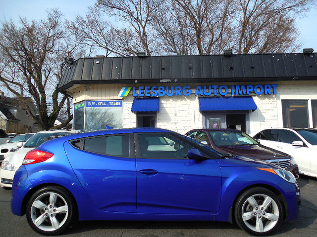 2012 Hyundai Veloster w/Black Int Leesburg, Virginia 5