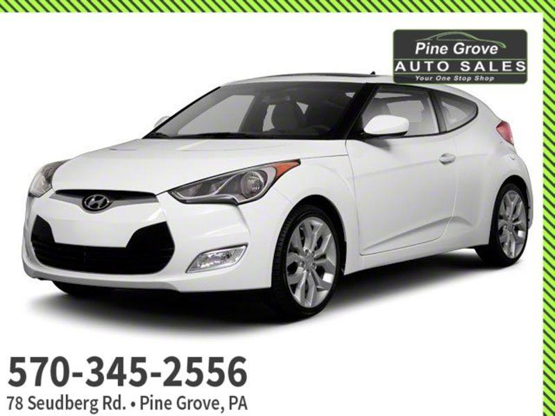 2012 Hyundai Veloster w/Black Int | Pine Grove, PA | Pine Grove Auto Sales in Pine Grove, PA