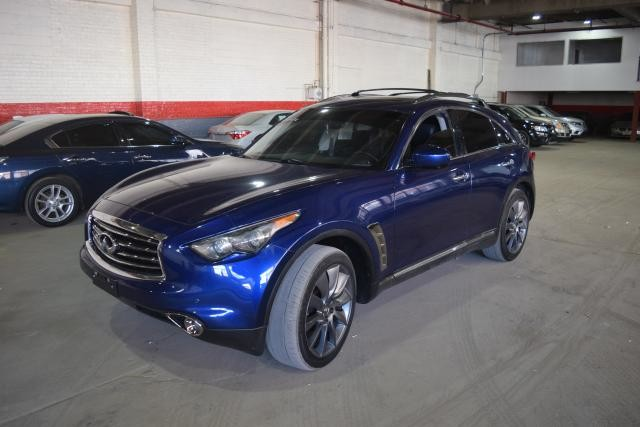 2012 Infiniti FX35 Limited Edition Richmond Hill, New York 0